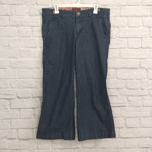 Lee One True Fit | Trouser Leg Dark Wash Jeans